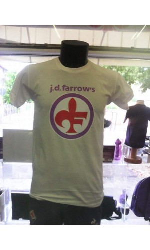 T-SHIRT ADULTO J.D. FARROW'S BIANCA