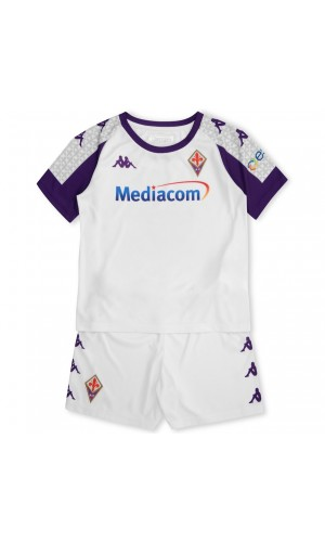 KIT KOMBAT PRO AWAY 2021 FIORENTINA BIANCA JUNIOR