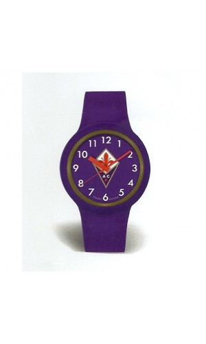 OROLOGIO DA POLSO ONE KID SILICONE VIOLA JUNIOR 002