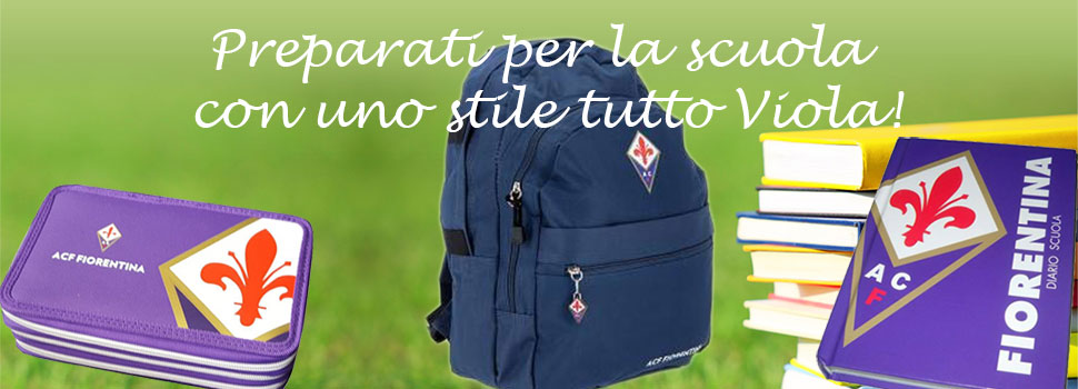 Kit Scuola BACK TO SCHOOL 2018
