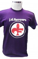 T-SHIRT ADULTO J.D. FARROW'S VIOLA