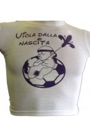 T-SHIRT JUNIOR VIOLA DALLA NASCITA