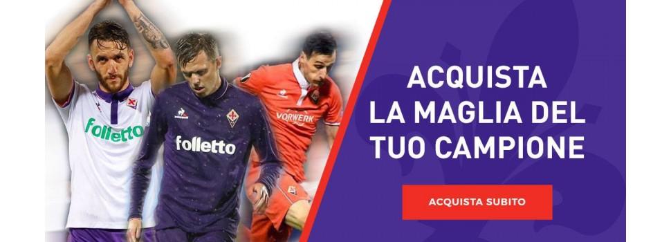 Maglia giocatori Fiorentina 2016/2017