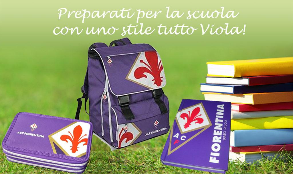 Bundle Scuola Fiorentina 2017/2018